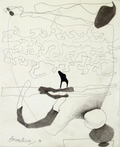 Eduardo Arranz-Bravo, 'El Dibuix 8', 2014