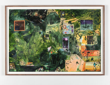 Peter Köhler, 'Greenery', 2019