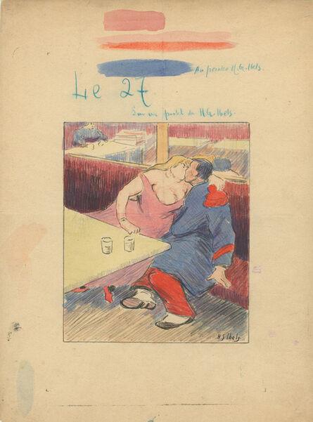Henri-Gabriel Ibels, 'Le 27', ca. 1893