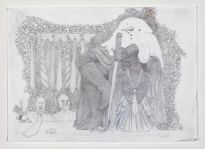 Bonnie Camplin, 'The Pebbledash Swells', 2012