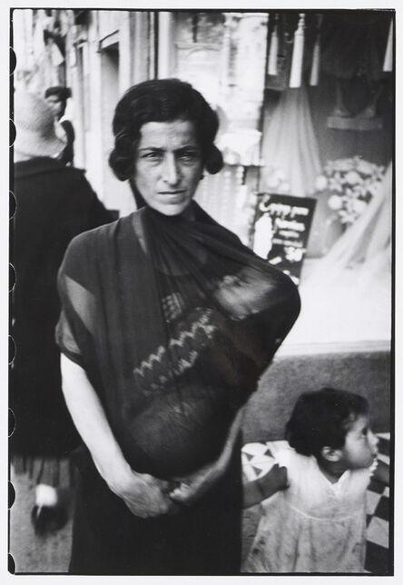 Henri Cartier-Bresson, 'Mexico City, Mexico', 1934/1960s