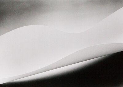 Yasuhiro Ishimoto, 'Unitled (abstraction B&W)', 1990s