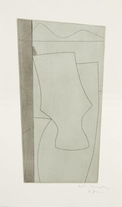 Ben Nicholson, 'Goblet Forms (Untitled)', 1962