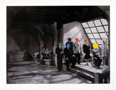 John Baldessari, 'Studio', 1986