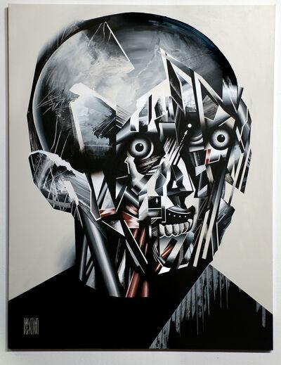 Bohdan Burenko, 'HEAD No. 3', 2016