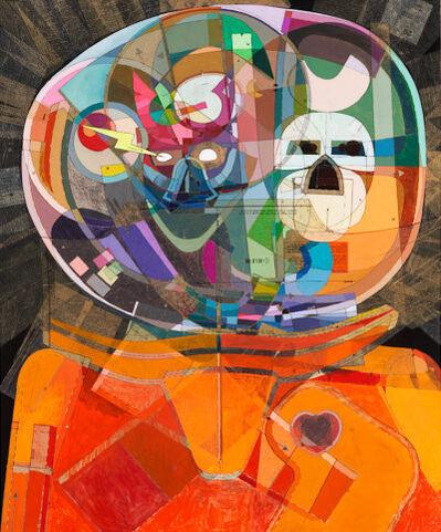 Nikos Fyodor Rutkowski, 'Stuck in our Heads', 2020
