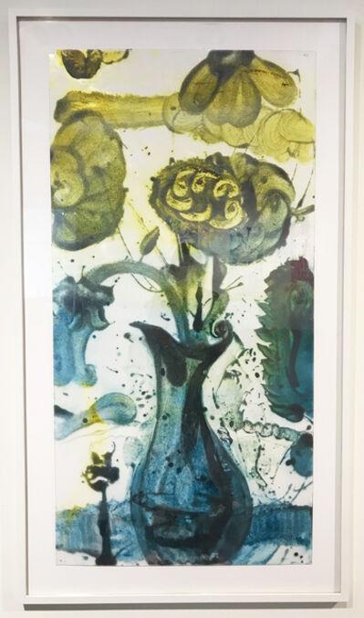 Catherine Howe, 'Reverse Carborundum Painting (Envy)', 2015