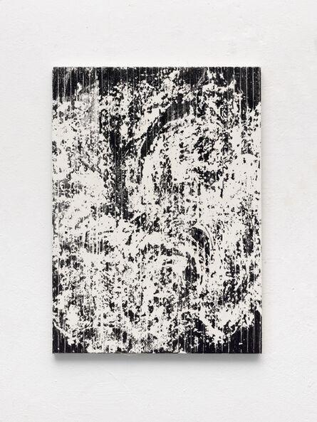 Gregor Hildebrandt, 'Dicono che quei cieli sianoadatti (Paolo Conte)', 2019