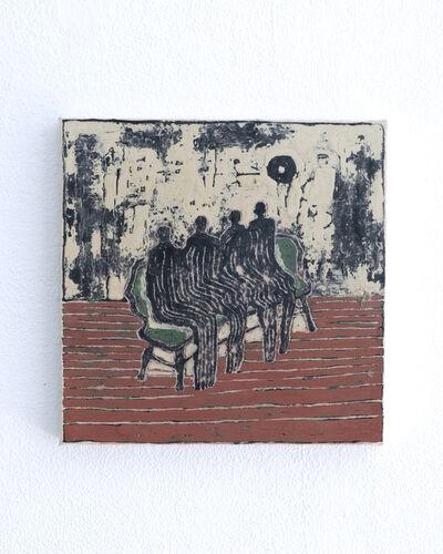 Tohko Izumi, 'Audience seats', 2021