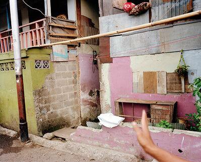 Leo Rubinfien, 'In an Alley, Jakarta', 1987/ca. 1988