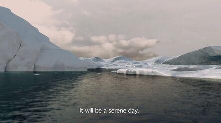 Dania Reymond, 'Greenland unrealised.', 2013