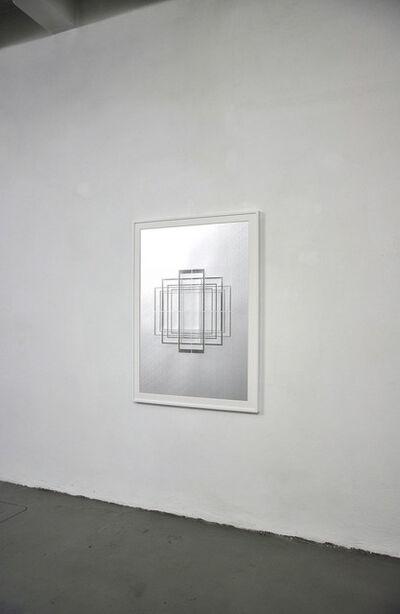 Paolo Cavinato, 'Seal - Silver #1', 2015
