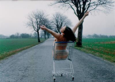Kirsten Justesen, 'LUNCH', 1975