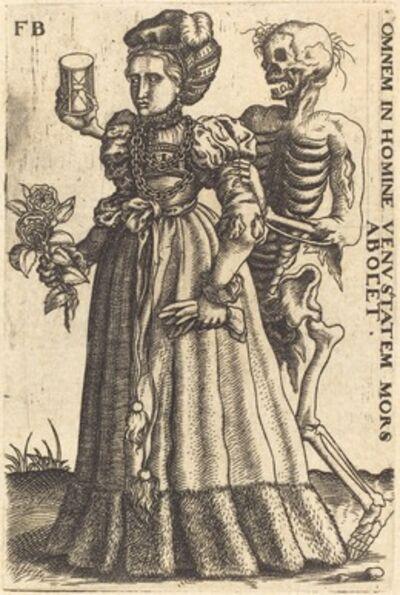 Franz Brun, 'Woman and Death'
