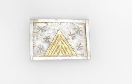 Breon O'Casey, 'Mountain and Star Brooch'
