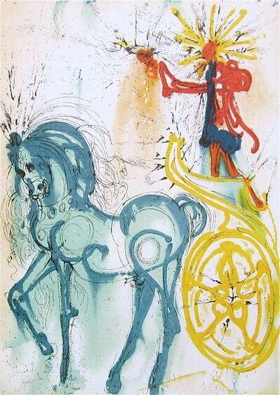 Salvador Dalí, 'Le Cheval de Triomphe', ca. 2000