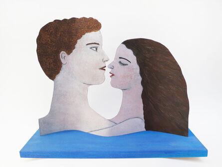 Jean Dessirier, 'Le baiser', 2012