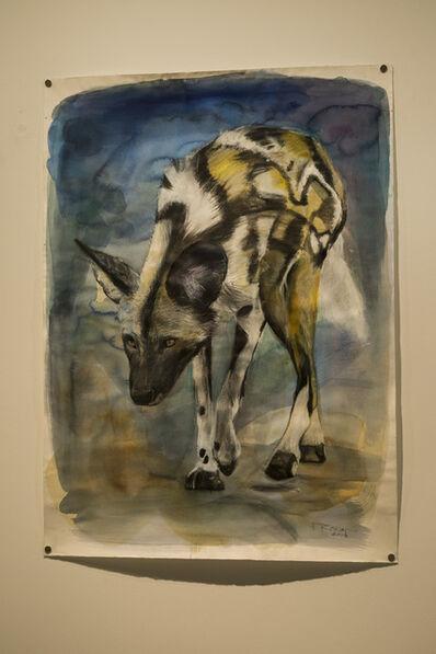 Russ Ronat, 'African Wild Dog', 2018
