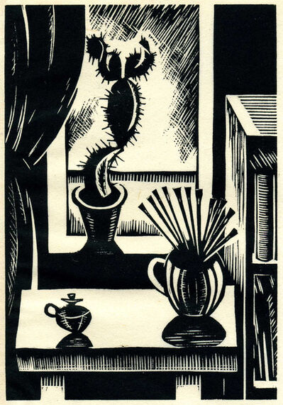 Edward Wadsworth, 'Still Life', 1921