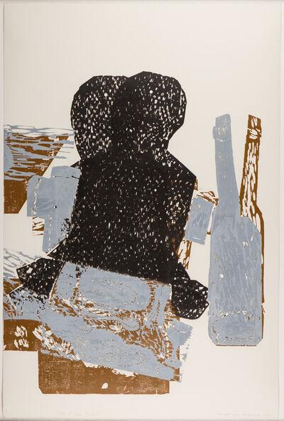 Mathias Mansen, 'Sitzend, Am Tisch (Sitting, At the Table)', 1991