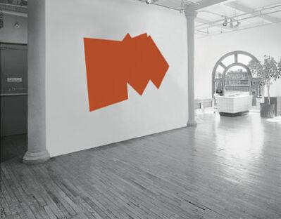 Imi Knoebel, 'Mennige (Polygon)', 1998
