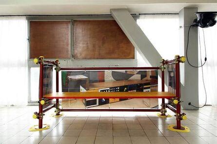 Cristian Chironi, 'My house is à Le Corbusier (CC5)', 2015