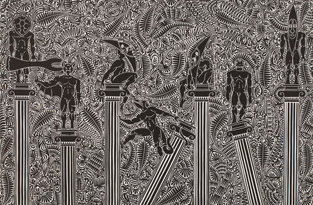 Brian Robinson, 'The Gods of Zenadh Kes ', 2014