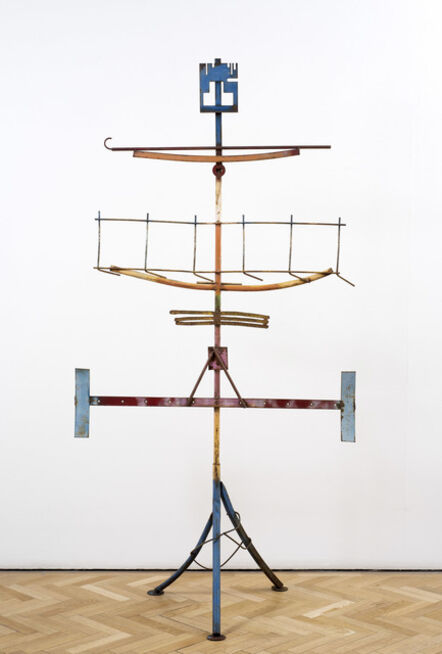 Duncan MacAskill, 'DNA Tree', 1993