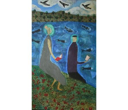 Donald Saaf, 'Reading River'