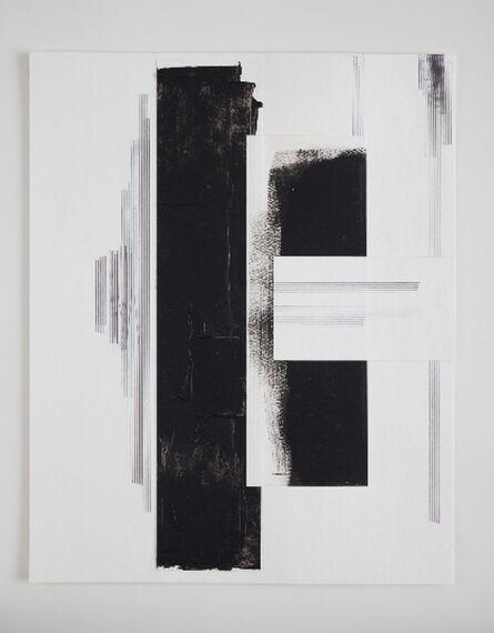 Jennie C. Jones, 'Score for Sustained Blackness Set 2', 2014