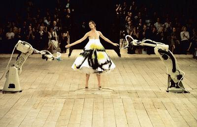 Alexander McQueen, 'Spray painted dress', 1999
