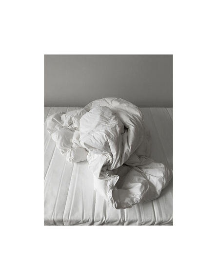 Maude Arsenault, 'Tout en boule sur le lit', 2018