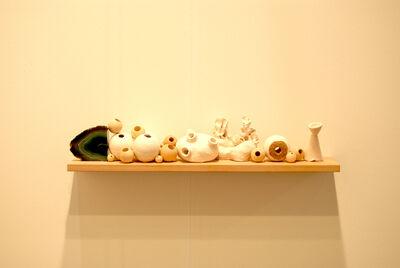 Luana Perilli, 'wood shelf', 2015