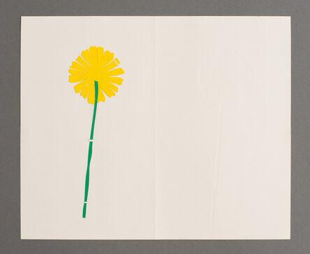Efrat Hakimi, 'Crown Daisy', 2020