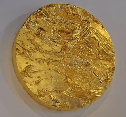 Jason Martin, 'Gold TondoNº2', 2013