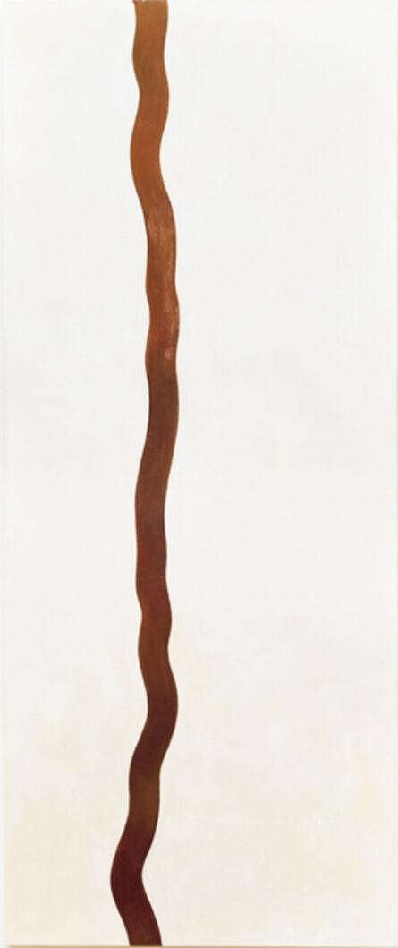 Clytie Alexander, 'Loop (Cadmium Purple)', 2014