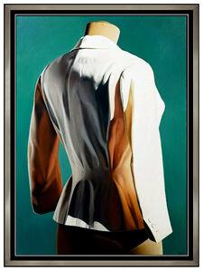 Alberto Magnani, 'White Coat', 1999