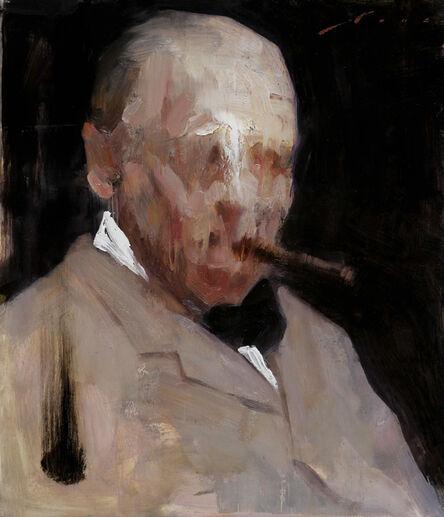 Vincent Xeus, 'Smudge on the Nobleman', 2015
