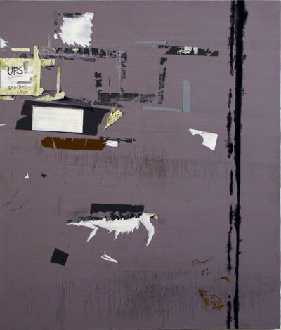 Hannah Cole, 'History Painting #1 ', 2009