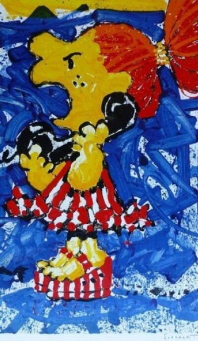 Tom Everhart, '1-800 My Hair is Pulled Too Tight', 2000