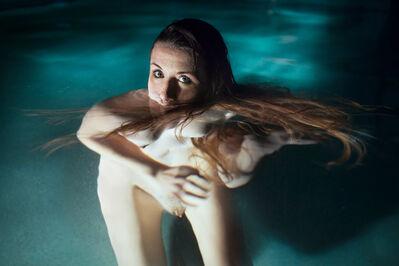 Liz Calvi, 'K', 2016