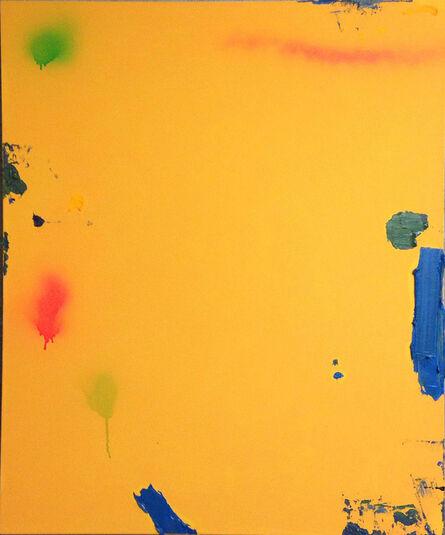 Alvaro Seixas, 'Untitled - Birthday Painting', 2015
