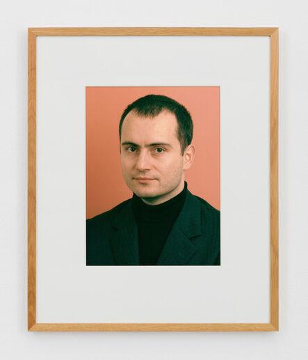 Thomas Ruff, 'Porträt (O.C. Geylant)', 1984