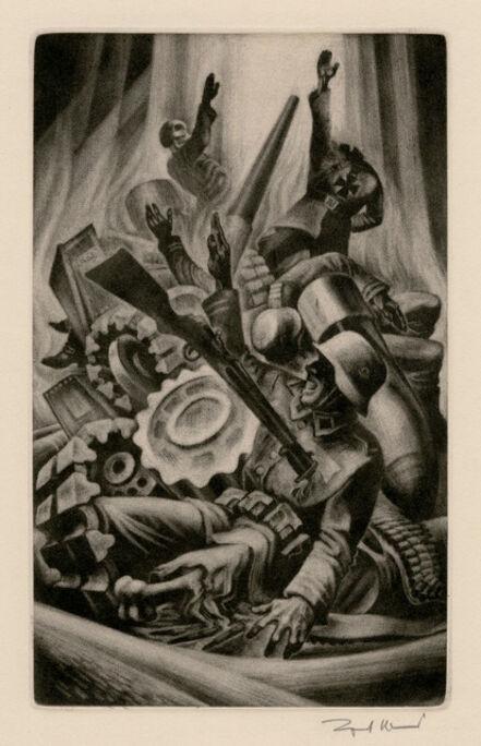 Lynd Ward, ''Dogs of War' ', 1943