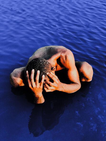 Derrick Ofosu Boateng, 'I hide myself from Negativity ', 2019