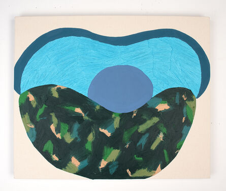 Amanda Valdez, 'wandering wave', 2020