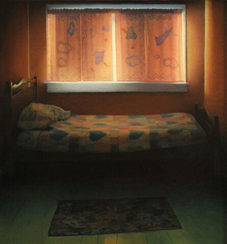 Scott Prior, 'Bedroom', 2006