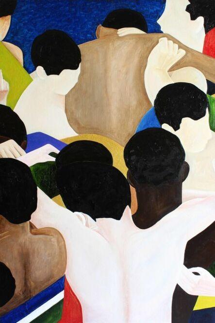 Francisco Hurtz, 'Violence and Carnival (1969-2019)', 2019