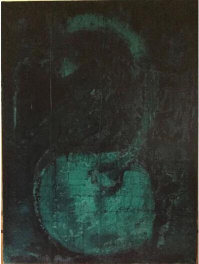 Aaron Fink, 'Green Cherry', 1986