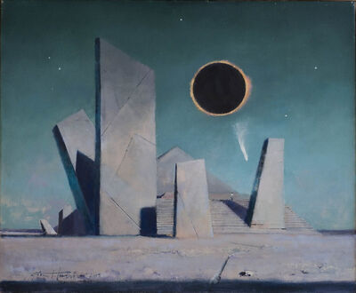 John Harris, 'The Second Sun', 2015